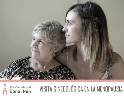 ginecólogo y menopausia