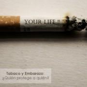 fumar durante el embarazo Dona i Nen
